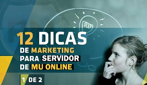 12 dicas Marketing para Mu Online