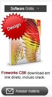 Baixar Adobe Fireworks CS6 gratuitamente acompanha cracker, aplicativo para edição de imagens a nivel profissional