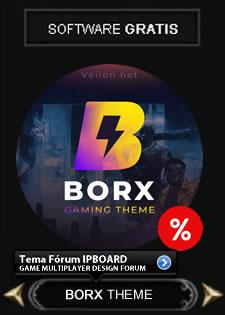Theme IPBoard 4.2 - Forum BorX , Gamming Forum Multiplayer Layolt